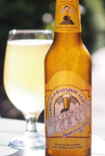Biere Berliner Weisse